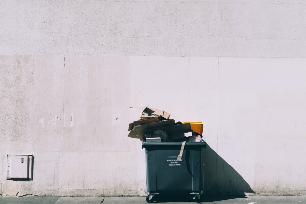 performing a series of bin audits to verify your service