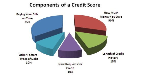 10 - Timely Payments Improve Credit Score