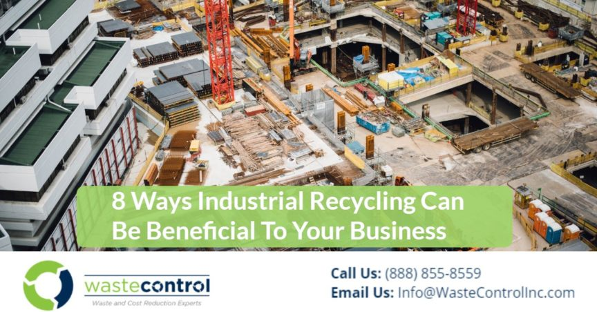 8 - Industrial Recycling Benefits