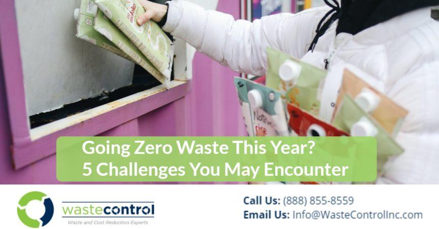 9 - Challenges of Going Zero Waste